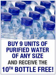 deal on water bottles