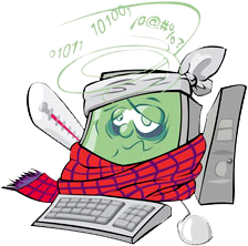 Computer Repair Clipart
